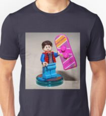 Marty is ready Unisex T-Shirt