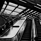 """""""Modern Convenience - St Pancras Station, London"""" by Bradley Shawn  Rabon"""