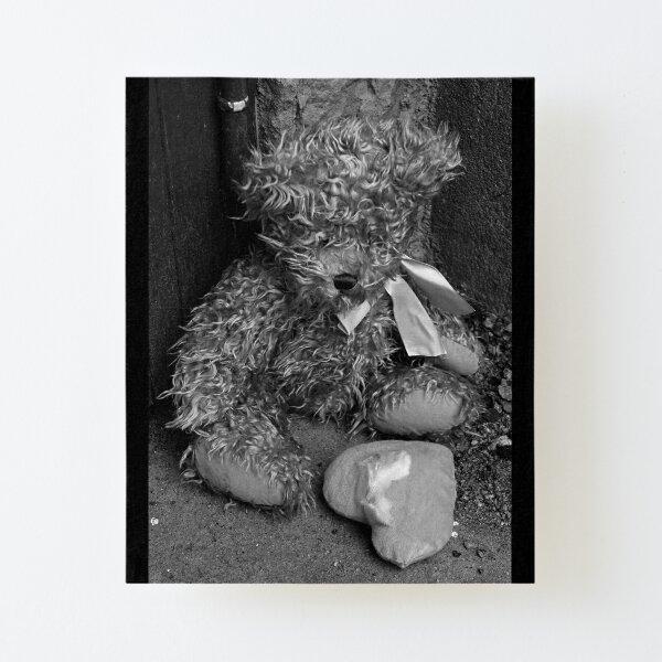 Childhood's End - Heartbroken Canvas Mounted Print