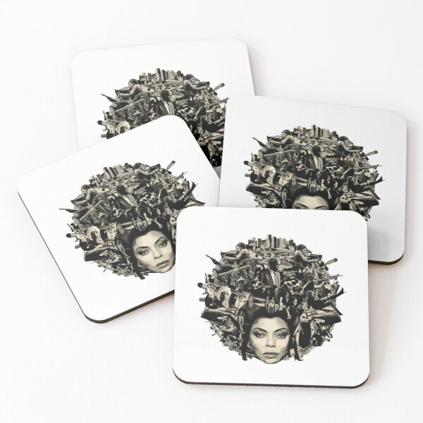 Tina's Musical - proud mary Coasters (Set of 4)
