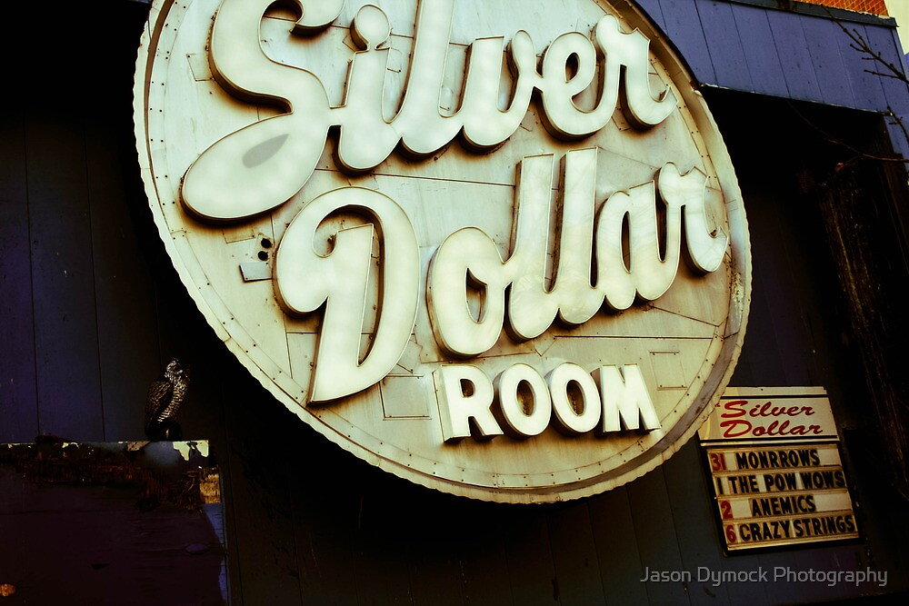 $ Silver Dollar Room $ by Jason Dymock Photography