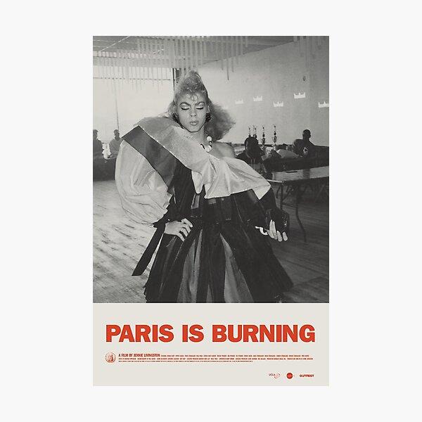 Paris Is Burning Venus Xtravaganza Poster Photographic Print