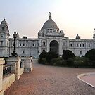 Queen Victoria Memorial Hall by Braedene