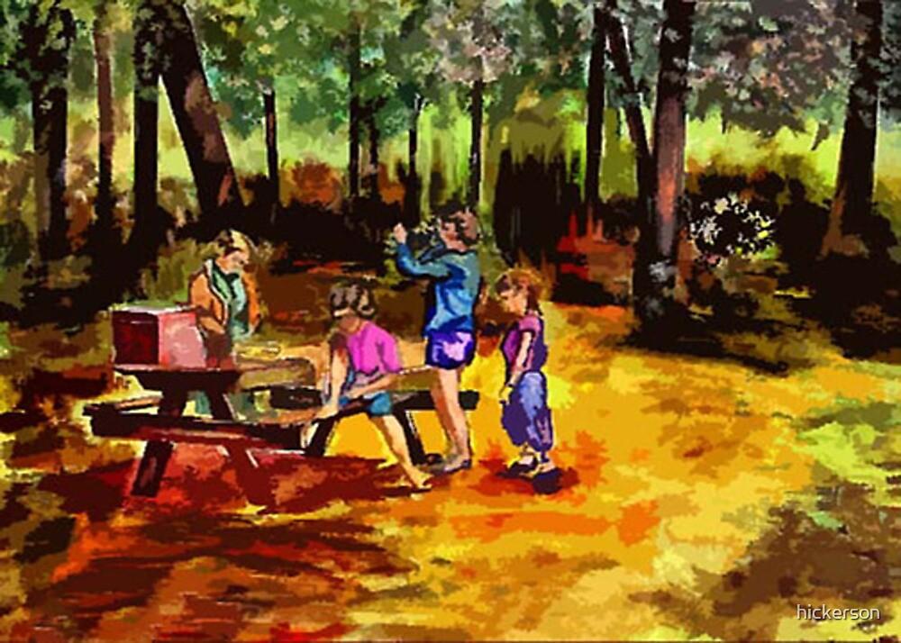 Picnic by hickerson