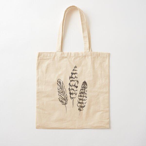 Flock Cotton Tote Bag