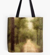 The roads with no names hold the greatest adventures Tote Bag