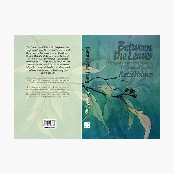 Book Cover: Art by Marion Chapman Photographic Print