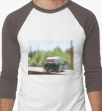 Mini MINI COOPER Men's Baseball ¾ T-Shirt