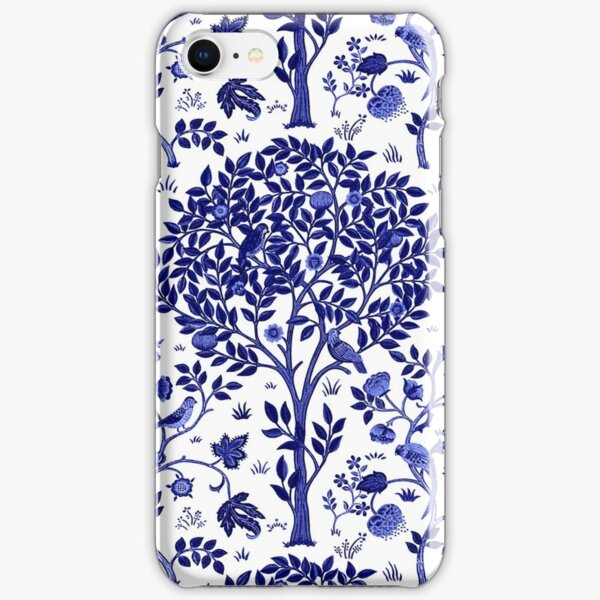 William Morris Tree of Life, Cobalt Blue  iPhone Snap Case
