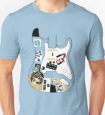 "Billie Joe Armstrong ""Blue"" Guitar - Any Colour  T-Shirt"