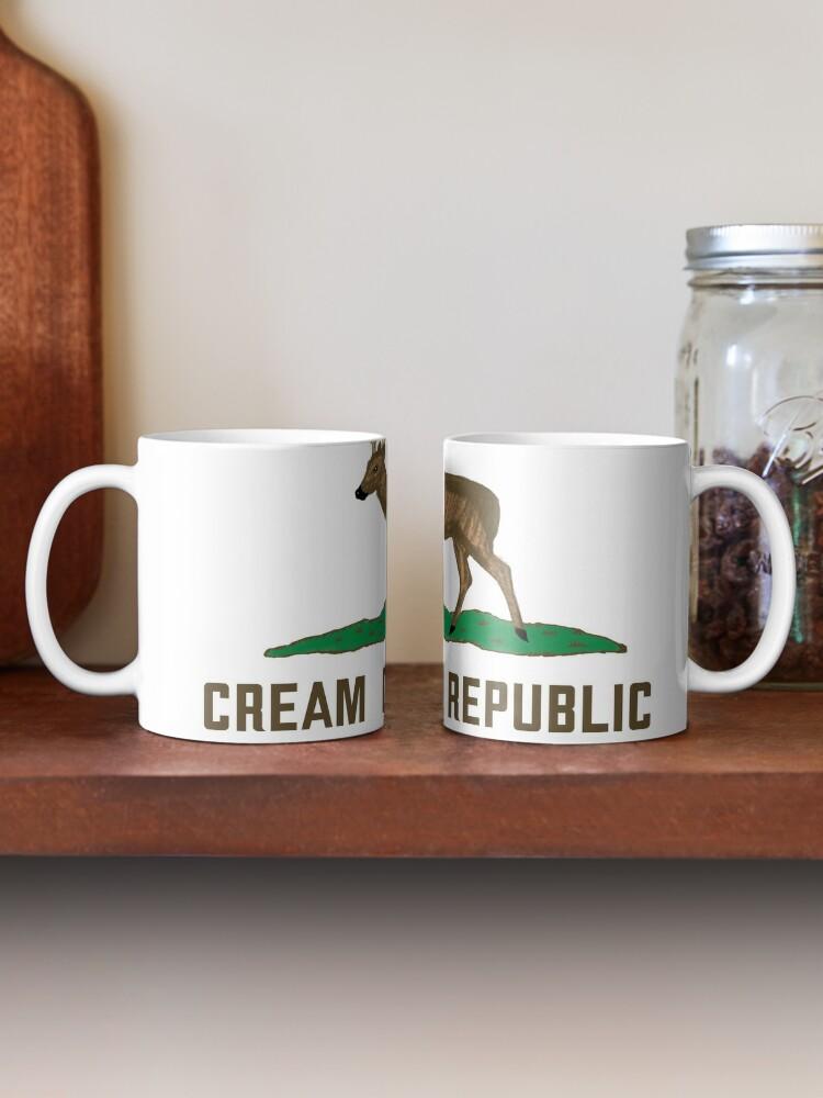 Alternate view of Cream City Republic Mug