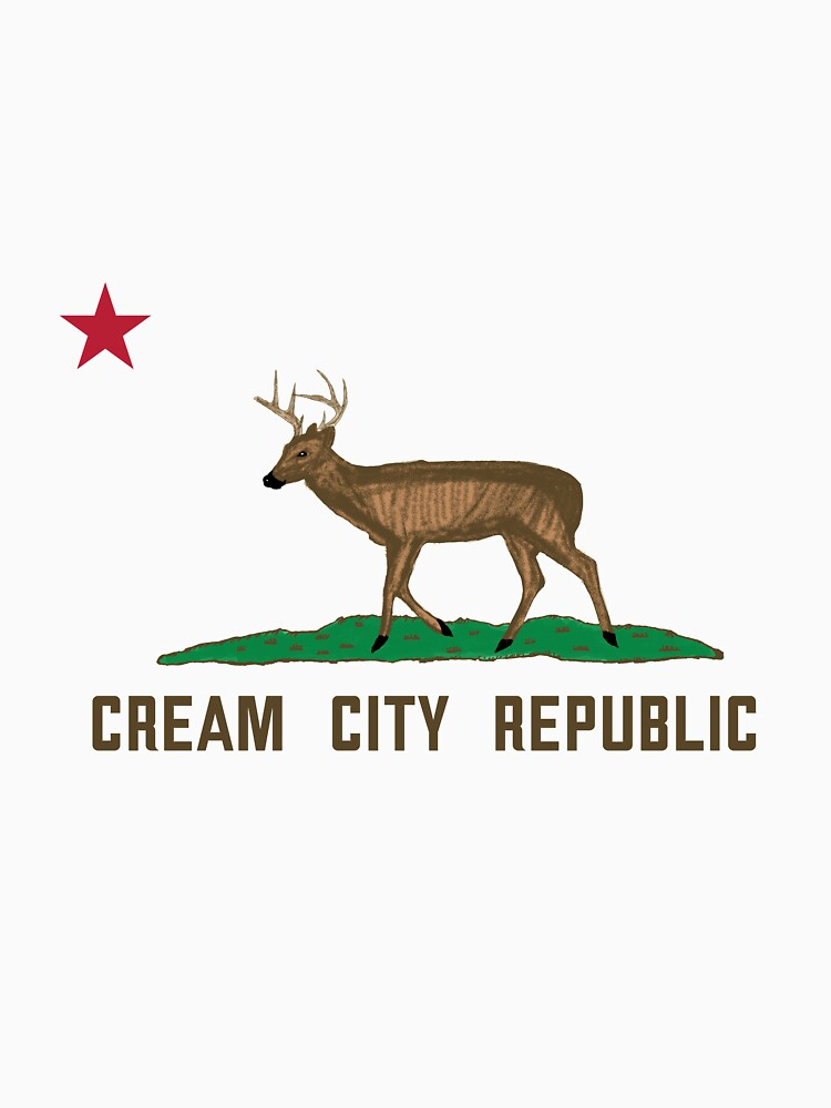 Cream City Republic by AJW3-Art