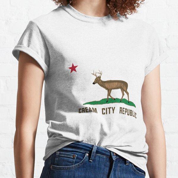 Cream City Republic Classic T-Shirt