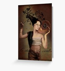 La danse Greeting Card