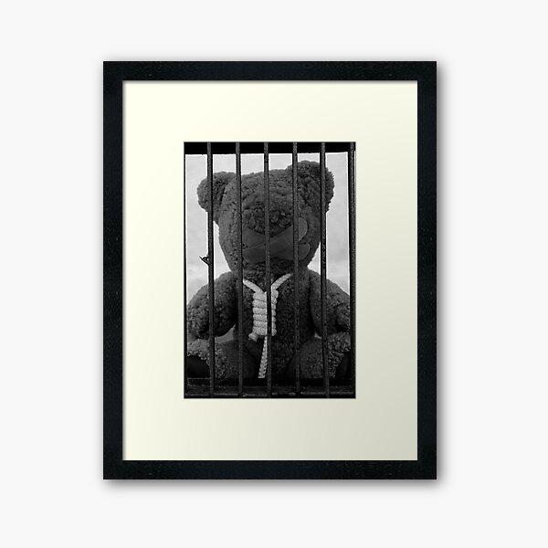 Childhood's End - Opposition Framed Art Print