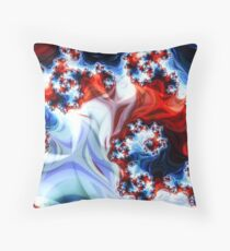 Happy 4th of July! Throw Pillow