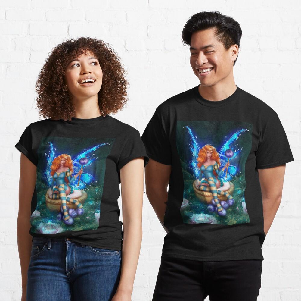 Blueberry Cake Fairy Classic T-Shirt