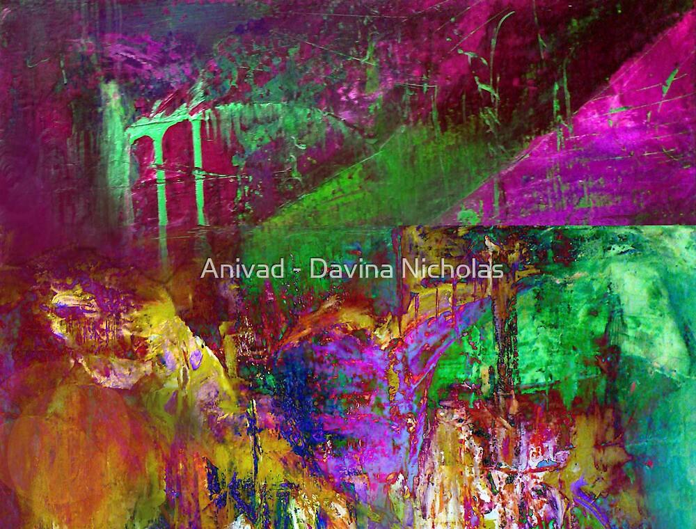 Wandering Maze by Anivad - Davina Nicholas
