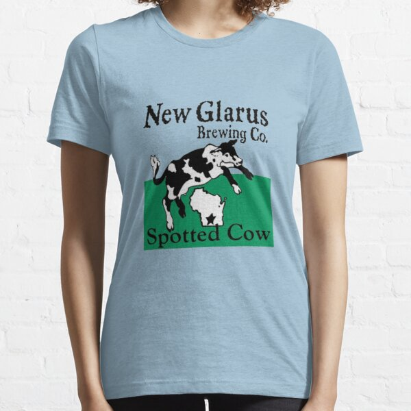 Spotted Cow - New Glarus Brewery Essential T-Shirt