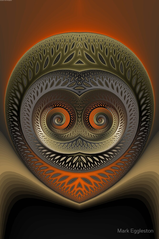 Mask by Mark Eggleston