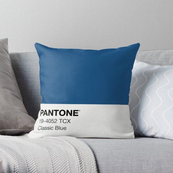 Pantone Classic Blue Cojín