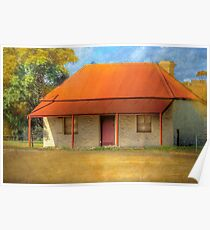 The Cottage - Normanville, South Australia Poster