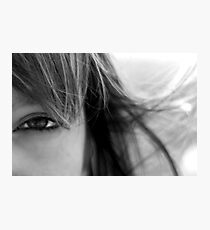 I Have My Eye On You Photographic Print