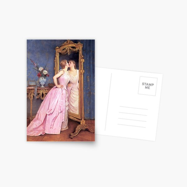 "La ""vanidad"" de Toulmouche Postal"