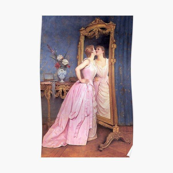 "Toulmouche's ""Vanity"" Poster"