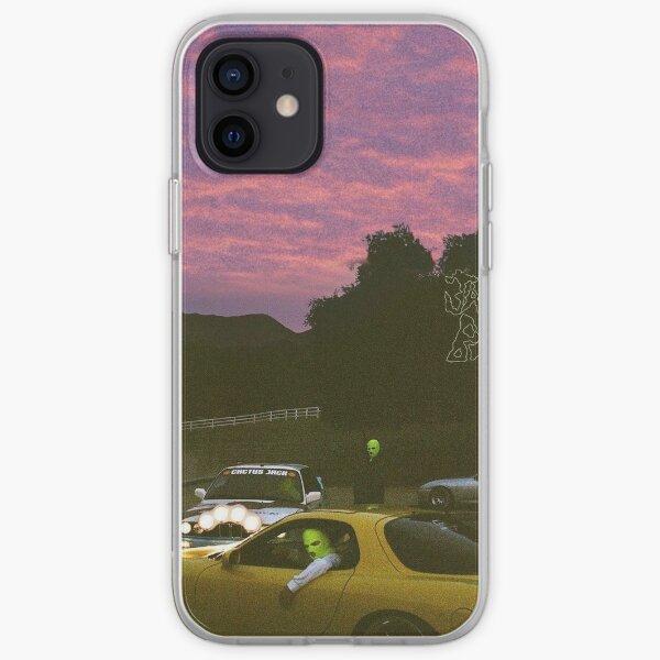 Étui pour téléphone Jack Boys Travis Scott Coque souple iPhone