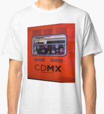La Catrina Viaja en Metro CDMX 2151 Classic T-Shirt