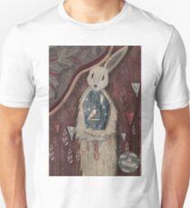 chaising rabbit Unisex T-Shirt