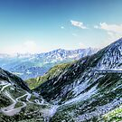 Gotthard Elbows Revisted - The HDR Panorama by Luke Griffin