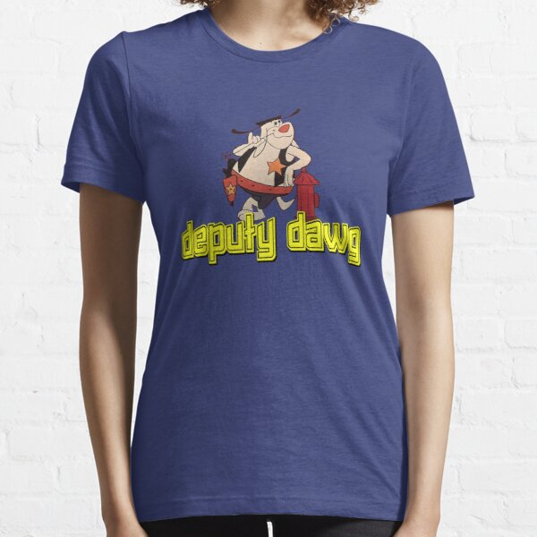 Deputy Dawg - Saturday Morning Cartoons Essential T-Shirt