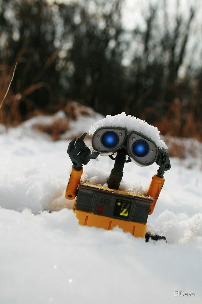 Wall-E by ElDave