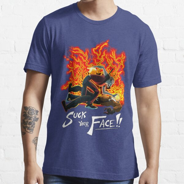 Suck Your Face Essential T-Shirt
