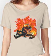 Face Sucking Plain Women's Relaxed Fit T-Shirt