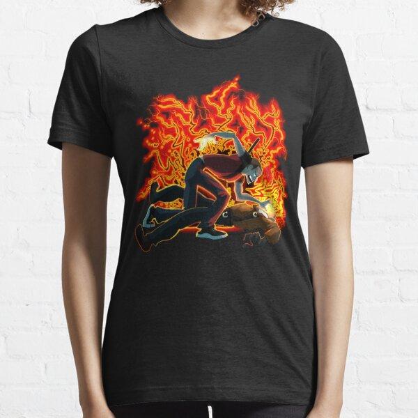 Face Sucking Plain Essential T-Shirt