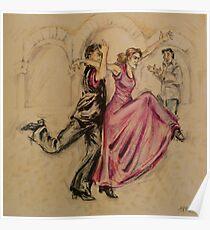 Flamenco Fusion  Poster