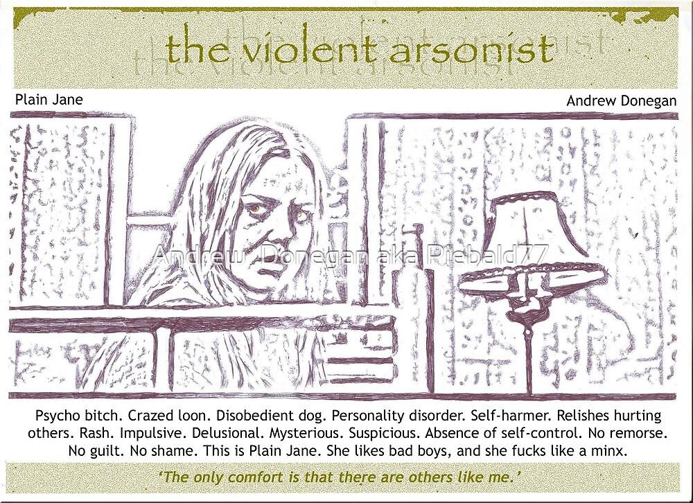Plain Jane by Andrew  Donegan aka Piebald77
