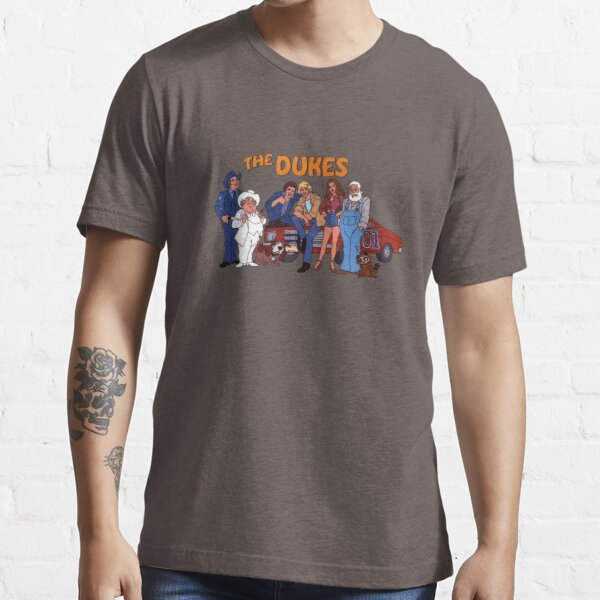 Dukes of Hazzard - Saturday Morning Cartoons Essential T-Shirt