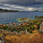 The View from Karekoy by Peter Hammer