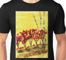 burning bushes Unisex T-Shirt