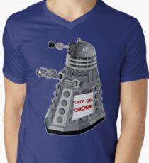 Dalek Men's V-Neck T-Shirt