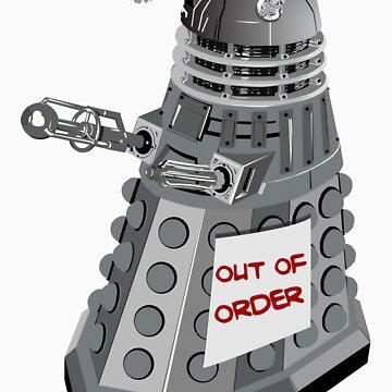Dalek by hyde