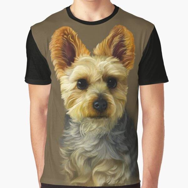 Silky Terrier Graphic T-Shirt