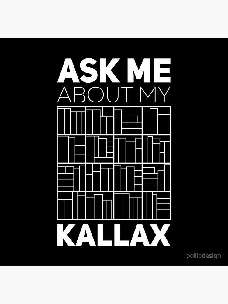 Ask Me About My Kallax by polliadesign