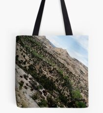 Dry Hollow Curves Tote Bag