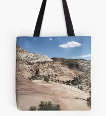 Haymaker Bench Drainage Tote Bag
