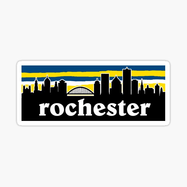University of Rochester Sticker